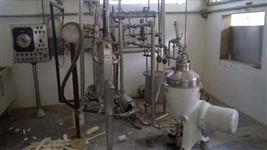 equipamento de laticinio completo para  6500 litros hora