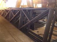 Estrutura Metálica 24 x 120 = 2976 m²