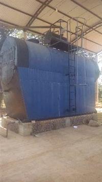 Caldeira   5.000 kg/h e pressão 11,5 kgf/cm2 (NOVA)2009
