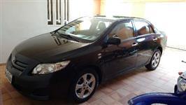 Vendo Corolla XE1 2008/2009 , preto, mecanico