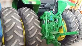 Trator John Deere 6130 4x4 ano 14