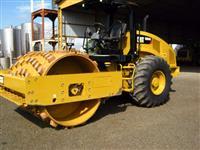 Rolo Compactador Caterpillar Cs 54b 2014 Com 360 Hs( Cs533 )