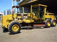 Motoniveladora  PATROL Caterpillar 140h Raridade 5200 Hs Original
