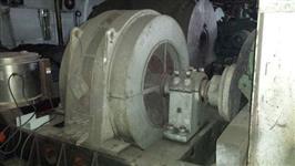 Gerador Baixa rotação 525 kva 514 rpm