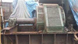 Gerador Baixa rotação 1707 kva 720 rpm