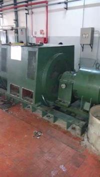 Gerador Baixa Rotação 800 kva 600 rpm