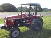 Trator Massey Ferguson 250 XE 4x2 ano 06
