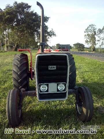Trator Massey Ferguson 285 4x2 ano 78
