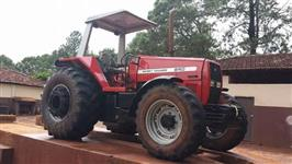 Trator Massey Ferguson 650 Advanced 4x4 ano 05
