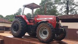 Trator Massey Ferguson 650 Advanced 4x4 ano 05