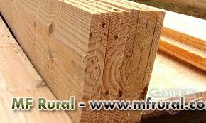Madeira de Pinus Serrado para venda
