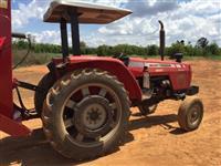 Trator Massey Ferguson 265 4x2 ano 08