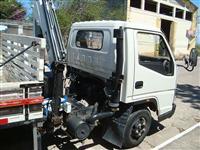 Outros Caminhão Caminhão 3/4 Munck JMC N900 ano 12