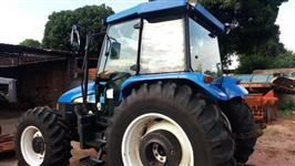 Trator New Holland TL 95 E 4x4 ano 11