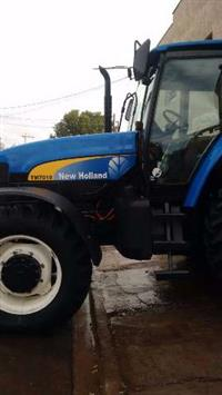 Trator Ford/New Holland 7010 4x4 ano 08