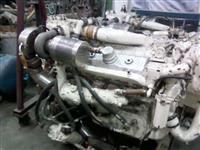 MOTOR MARITIMO DETROIT MODELO 8V92 BI TURBO