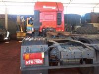 Caminhão Iveco STRALIS 420 ano 10