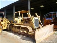 Trator de Esteiras Cat D6E Ano 91