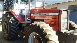 Trator Massey Ferguson 680 4x4 ano 97