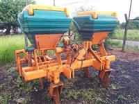 Cultivador Cana Crua DRIA / motor hidráulico