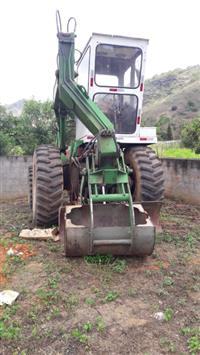 Trator Massey Ferguson 290 4x4 ano 96