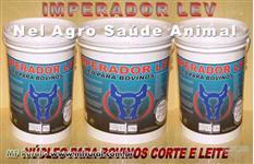 IMPERADOR LEV - FONTE DE PROTEÍNAS E ENERGIAS- MINERAL, VITAMINAS- BALDE DE 20KG