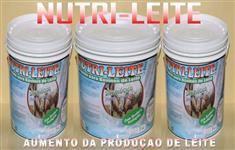 NUTRI LEITE AUMENTA NA PRODUÇÃO LEITEIRA