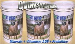 OVINOS CAPRINOS NÚCLEOS DE MINERAIS VITAMINAS  B12  E FONTES DE PROTEINAS- 10KG