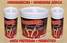VIRGINIAMICINA E MONENSINA SÓDICA É MOVIRGIN-CAV + PESO É BOI GORDO - BALDE DE 05