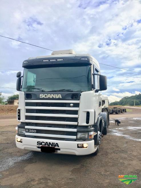 Caminhão Scania 114 ano 07