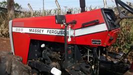 Trator Massey Ferguson 265 4x4 ano 02