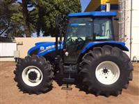 Trator Ford/New Holland TL 75E 4x4 ano 16