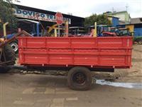 Carreta Agrícola,reforçada com capacidade para 4 toneladas,marca:Rosseti !