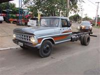 Caminh�o Ford F 4000 ano 86