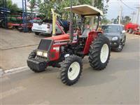 Trator Yanmar 1055DT 4x4 ano 10