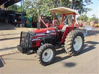 Trator Yanmar 1050 DTurbo 4x4 ano 09