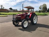 Trator Yanmar 2060 XT 4x4 ano 09
