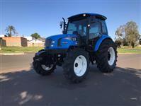 Trator Ls Tractor Plus  80C 4x4 ano 14
