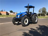 Trator New Holland TL 75 E 4x4 ano 17
