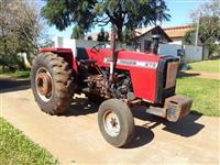 Trator Massey Ferguson 275 4x2 ano 97