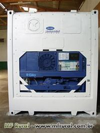 Containers frigoríficos