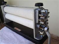 Cilindro alveolador de cera de abelhas, equipamento para apicultura