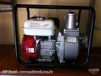 Motobomba gasolina 5.5HP SHANGHAI AMAZONAS LT30CX-168F