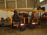 Maquinas Sondas Perfuratrizes para Poços Artesianos e Semi Artesianos