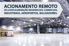 COMANDO ELÉTRICO  DE LUZES - ILUMINAÇÃO