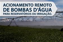 CONTROLE DE BOMBAS DÁGUA PARA RESERVATÓRIOS OU IRRIGAÇÃO