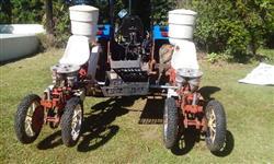 plantadeira sistema float 6000 mudas hora planta molha e aduba ao mesmo tempo