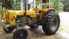 Trator Valtra/Valmet BM 85  4x2 ano 86