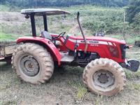 Trator Massey Ferguson 4275 4x4 ano 13