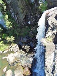 BOM JARDIM DA SERRA / SC-Espetacular área para uma Pousada , Rio e Belíssima Cachoeira.